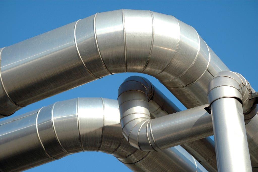 Steel Pipeline Factory Metal