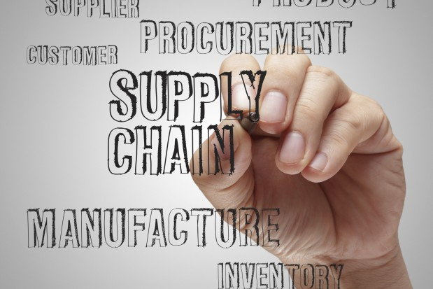 Supply chain procurement manufacture supplier