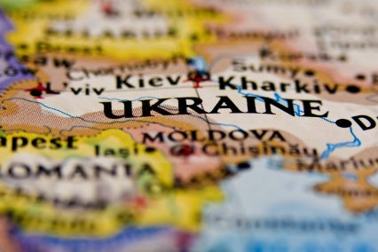 Ukraine Kiev map cartography