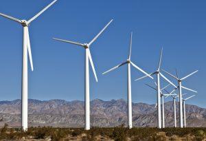 Wind turbines green energy sustainable