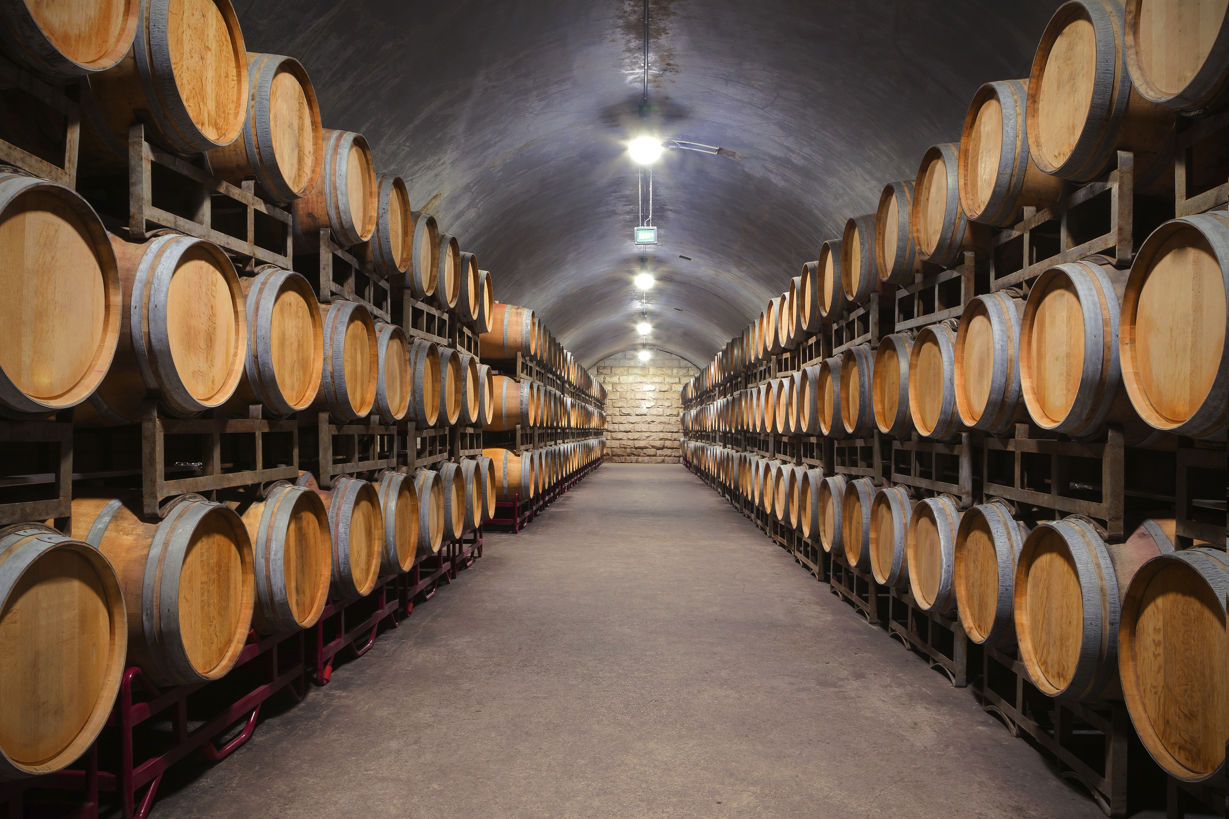 Underground wine cellar barrels & Underground wine cellar barrels | Global Trade Review (GTR)