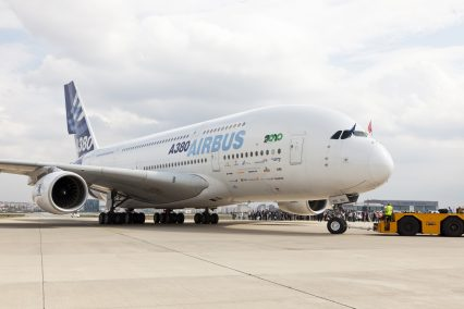 Airbus A380 Airport