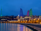 Azerbaijan_Baku_Flame Tower 5
