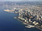 Beirut Lebanon Aerial View