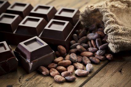 Cocoa Beans Chocolate