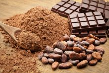 Cocoa Raw Beans Chocolate