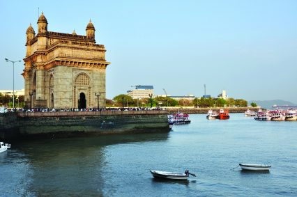 Gateway to India Mumbai Maharashtra India Harbor