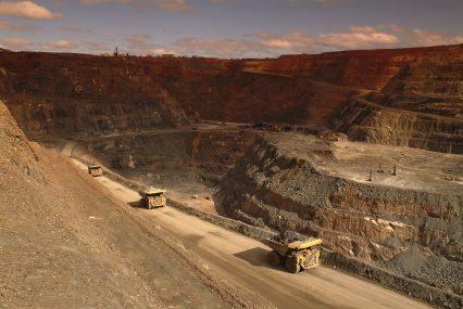 Haul Truck Iron Ore Mining