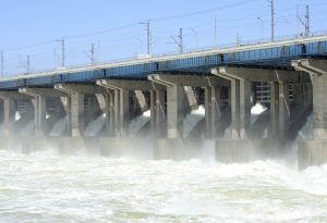 Hydroelectric Station River Power