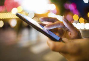 Mobile phone communication technology