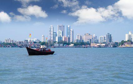 Mumbai India Cityscape