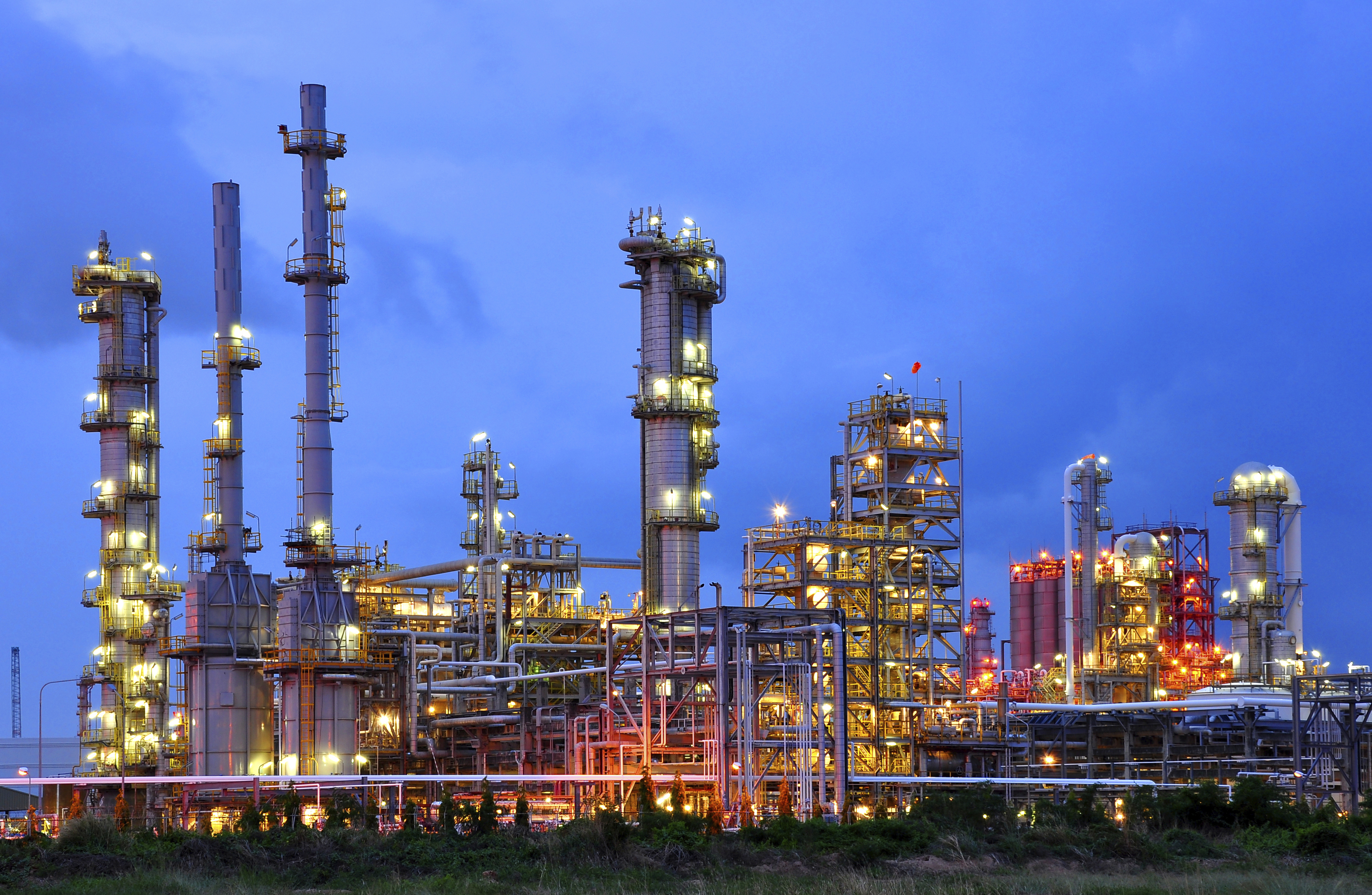 price stability on oil and petrochemicals