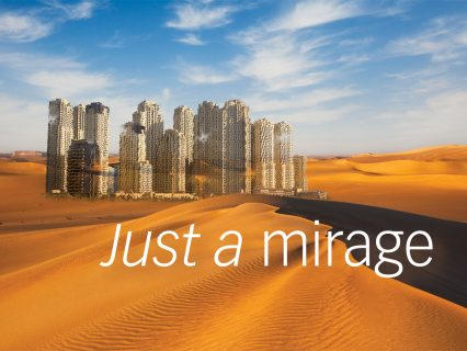 Just-a-mirage
