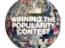 Winning the popularity contest