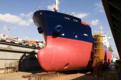 Shipbuilder Cargo Container