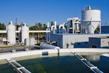 Water Plant Treatment Desalination