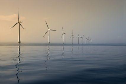 Windkraft Sea Wind Power