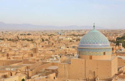 Yazd Iran Middle East
