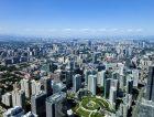 Beijing Aerial View China Skyline