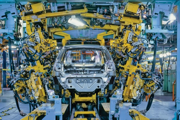German Banks Back Energy Efficient Bmw Plant In Mexico