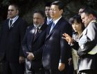 Vice President Of China Visits New Zealand - Day 1