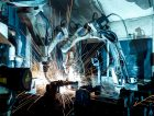 Welding Robots Manufacturing Factory resize