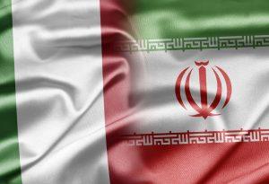 Iran-Italy-flag