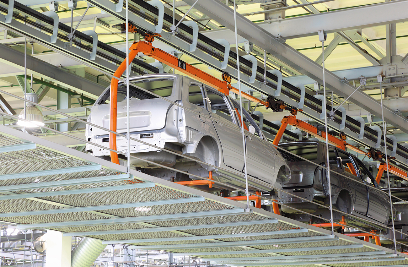 Mexico wins back manufacturing business | Global Trade Review (GTR)