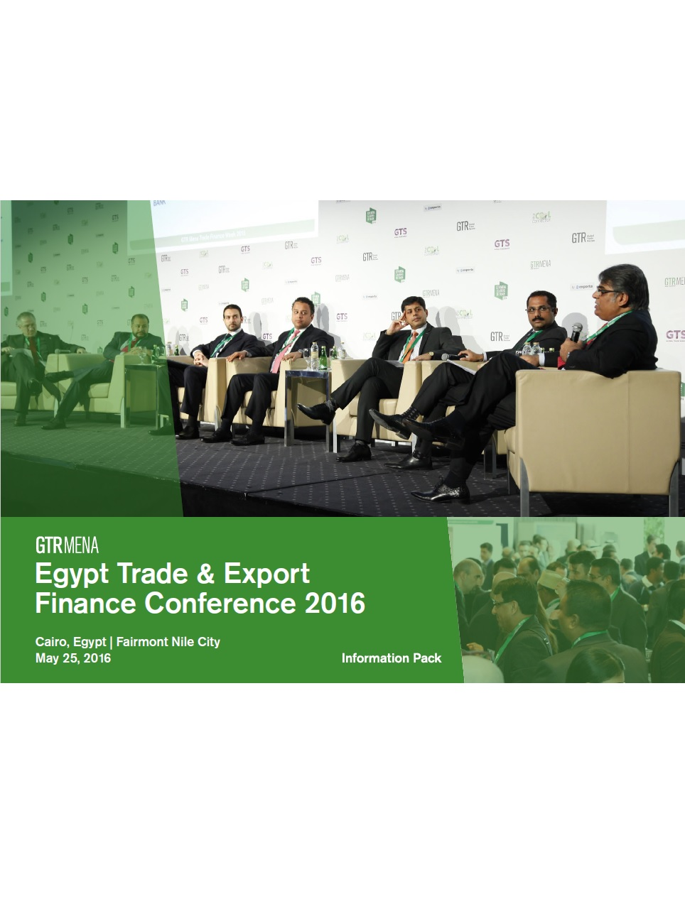 Egypt Trade & Export Finance Conference 2016 | Global Trade Review (GTR)