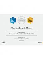 GTR Charity Awards Dinner 2017