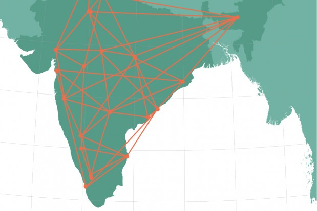 Indias smart city plans chaos goes digital global trade review gtr indias plans to create 100 smart cities by 2022 could be the most admirable or the craziest idea in the world finbarr bermingham reports on a scheme gumiabroncs Choice Image