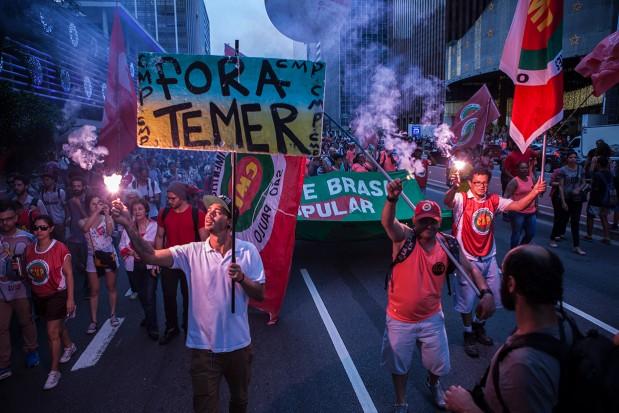 Sao-Paulo-Brazil-Demonstration-Protest-PEC-55_News