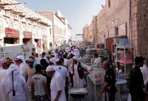 Qatar blockade diplomatic crisis