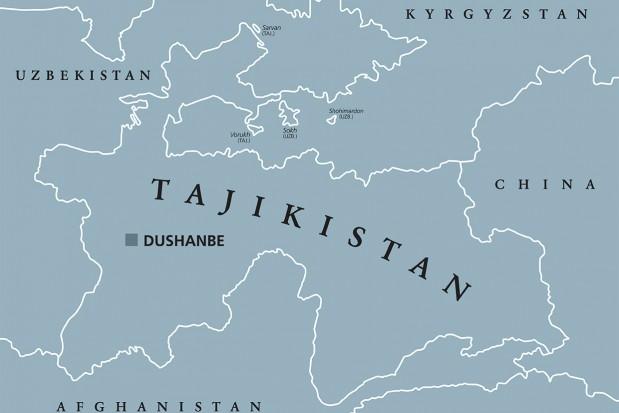Tajikistan-Political-Map_News