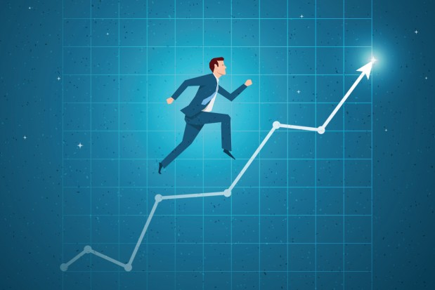 Businessman-Running-Climbing-Graph-Illustration_News