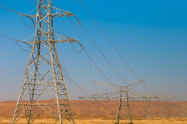 Electricity-Desert-Wire-Egypt-Middle-East_News