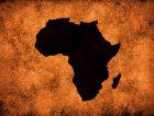Africa-grunge-map