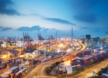 Container-TerminalTwilight-Transportation-Shipping_News