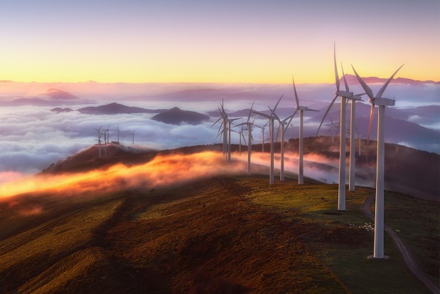 Wind-Turbines-Sunset-Pais-Vasco_News