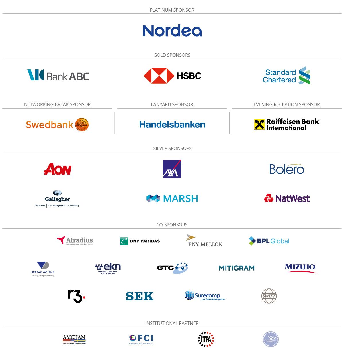 GTR Nordics 2019 | Global Trade Review (GTR)