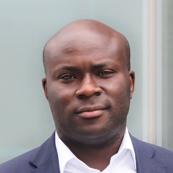 Lanre Oloniniyi is pictured.